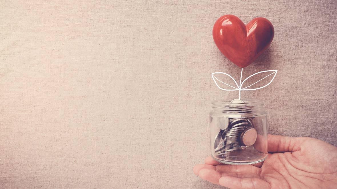 Du brauchst kein Geld um Gutes zu tun